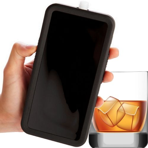 Fake Hidden Flask Alcohol Secret Mobile Smart Phone Smuggle 100ml New