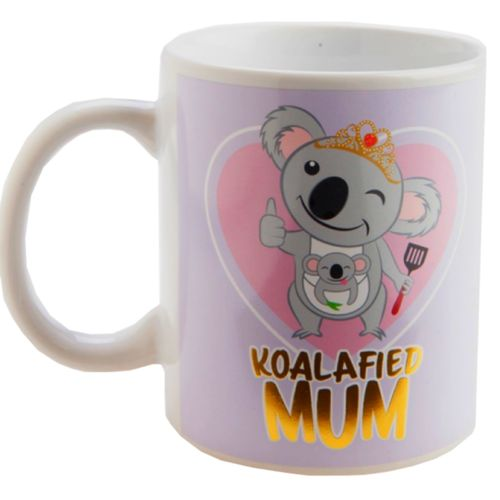 Mum Coffee Mug Mugs Cup Ceramic Koala Novelty Mothers Day Gift Gift Mother